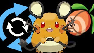 HEAL WHILE BOOSTING STATS? Unkillable Dedenne Sweep!