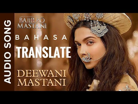 SWARAGINI DEEWANI MASTANI FULL VIDEO SONG WITH LYRIC AND SUBTITLE BAHASA INDONESIA