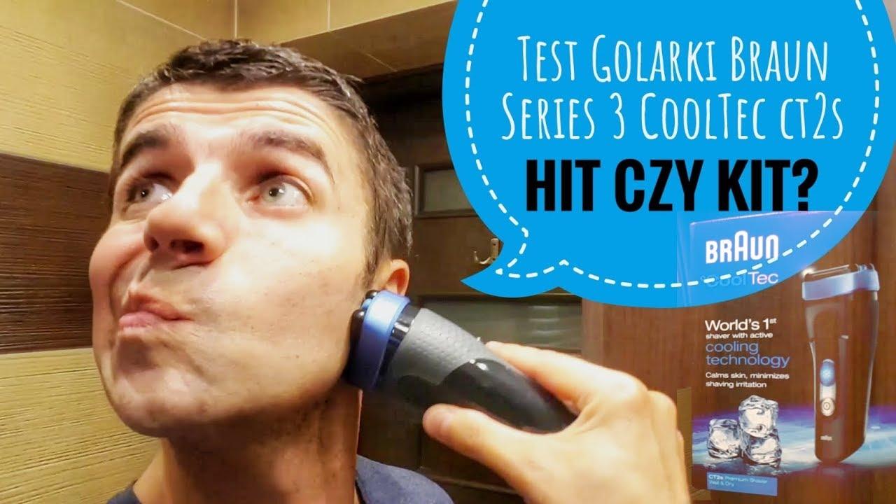 Test Golarki Braun Seria 3 CoolTec   ForumWiedzy.pl Bogdan Ligęza