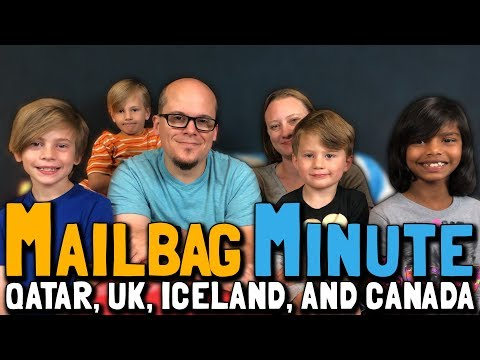 Mailbag Minute: Qatar, United Kingdom, Iceland, and Canada (April 23, 2018)