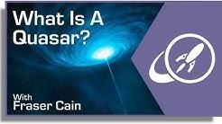 What Is A Quasar?