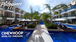 FPV Hotel fly-through   Hennan Palm - Philippines