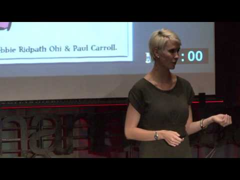 Preschoolers And Technology: Marli Hoffman At TEDxJohannesburgWomen 2013