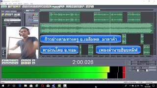 เพลงลำนายฮ้อยทมิฬ Cover&MIX โดย อ.ทอม