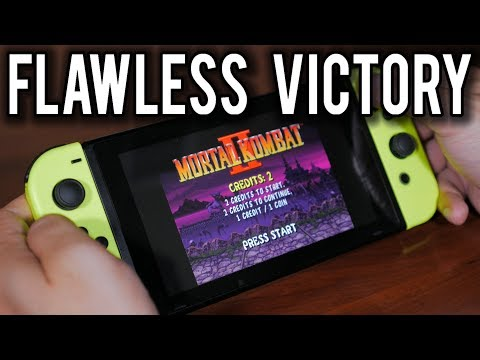 I ported MAME 0.72 to the Nintendo Switch | MVG