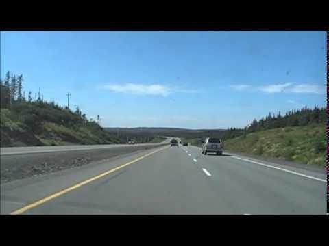 Around Newfoundland in 20min's   St John's to Argentia