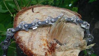 Походная цепная пила своими руками / chain saw / Do It Yourself(, 2015-05-28T19:29:45.000Z)