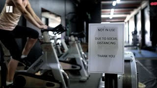 Your Gym May Not Be Safe Enough From COVID