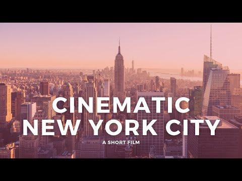 The Big Apple (New York City)    B.Wong Film