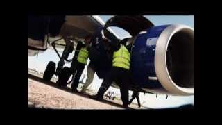 Техническое обслуживание самолетов во Внуково