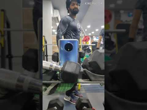 Anil Mudhiraj Am Back To Gym