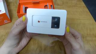 Vodafone Mobile Wi Fi R201 RedesZone