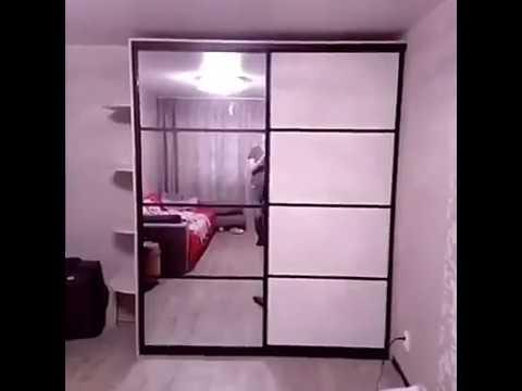 фото стильные шкафы-купе