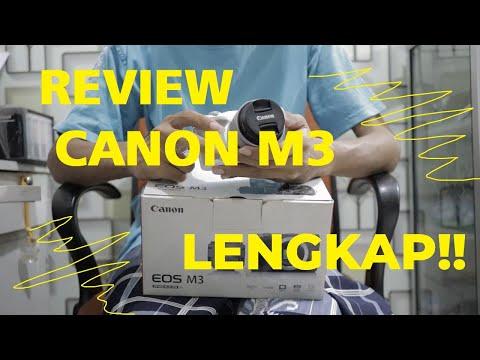 Review Spesifikasi Kamera Mirrorless Canon M3 LENGKAPPP