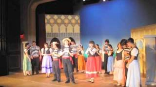 The Gondoliers: Act I, No. 10: Act I Finale (Part 2 of 2)