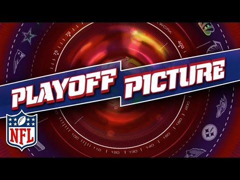 Playoff Picture, Previews, & Predictions After Week 14 | NFL NOW