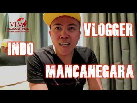 Vlogger Indo Mancanegara (VIM)? Apaan tuh?