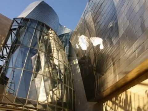 Bilbao Guggenheim Museum, Basque Country, Pais Vasco, Spain