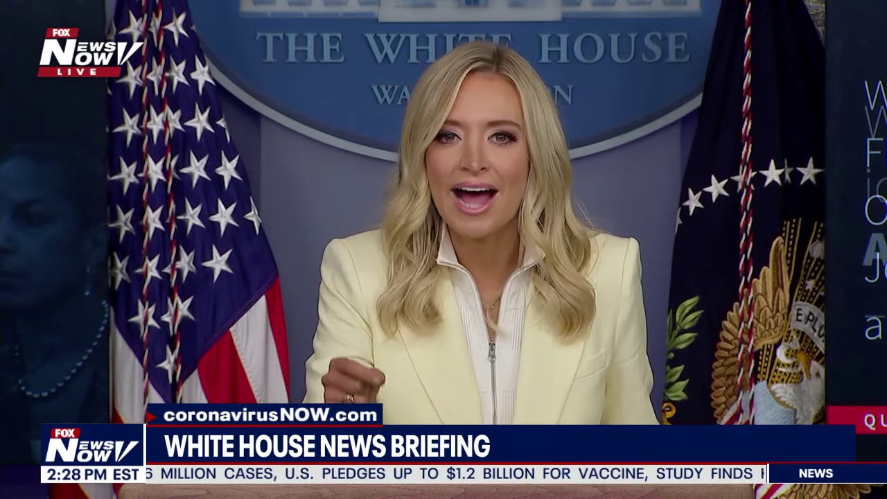 Media Bias Kayleigh Mcenany Says Coverage Of Obama And President Trump And Flynn Not Fair Youtube