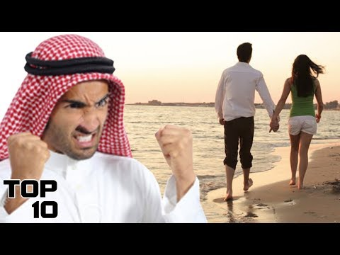Top 10 INSANE Laws In Dubai