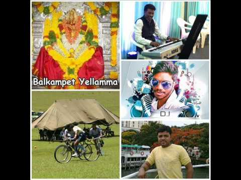 Balkampet Yellamma Thalli New Special Dj Mix Song 2017 By Dj Bunny...