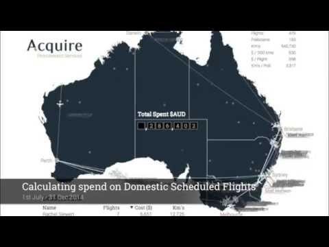 Poli Flight - Tracking Jet-Setting Politicians