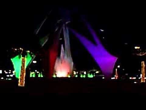 Dubai Clock Tower Roundabout