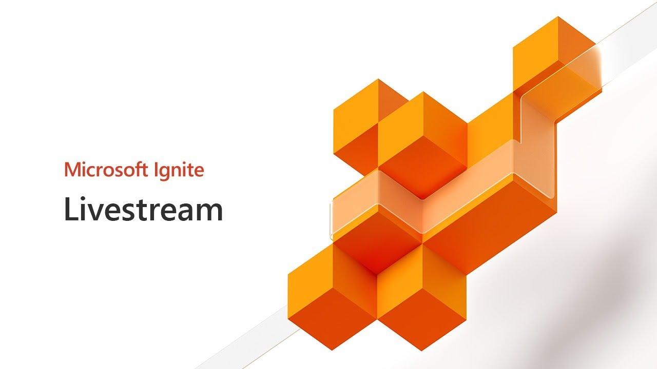 Ignite 2019 day 1 | All day livestream