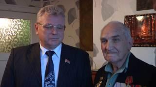 Поздравления ветеранам от депутатов