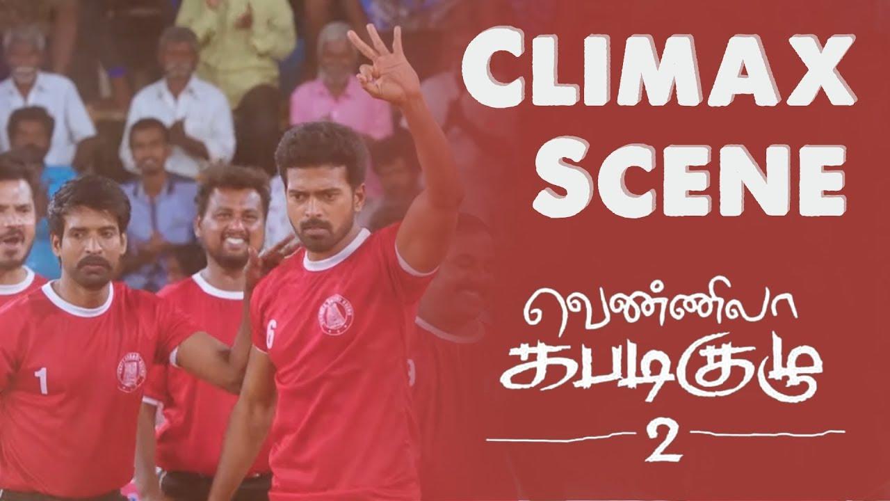 Download Vennila Kabaddi Kuzhu 2 | Tamil Movie | Climax Scene | Vikranth | Arthana Binu | (English Subtitles)