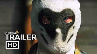 WATCHMEN Trailer (2019) Superhero Series HD
