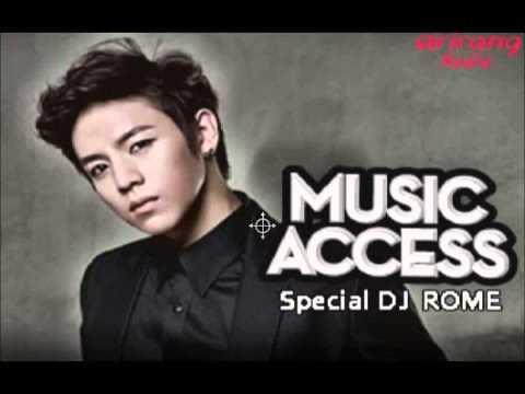 300814 DJ Rome Music Access Arirang Radio (FULL)