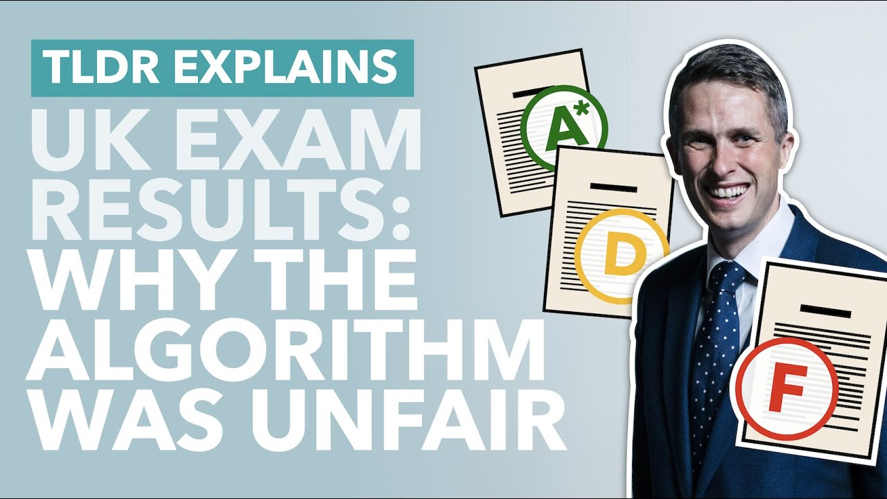 The A-Level & GCSE Exam Result Fiasco Explained: Why The Algorithm Was So Unfair - TLDR News