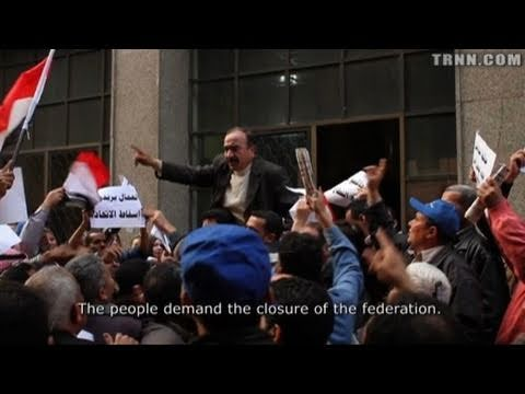 Egyptian Workers Strike for Minimum Wage and Independent Unions