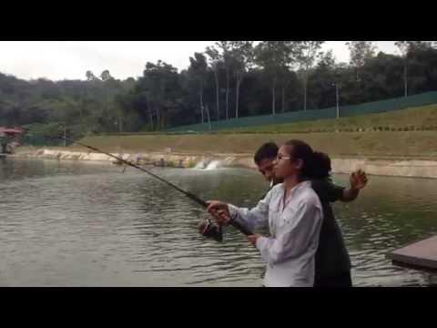 Hulu Langat Fishing Resort, Malaysia