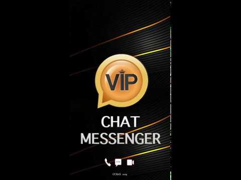 VIP Chat 2019: Text , Voice Call & Video Chat App  Intro