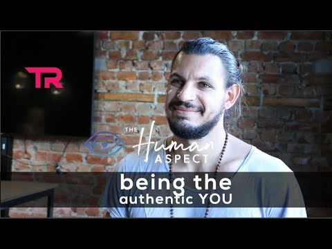Tah Riq - Being the Authentic YOU - The Human Aspect Interview 2017