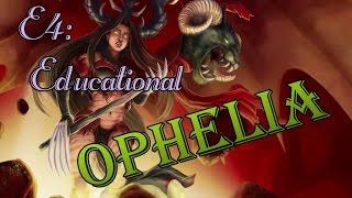 Educational Series E4: Ophelia Legion + Micro explained