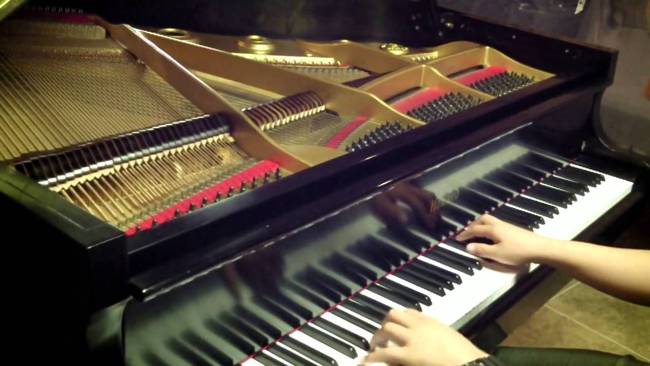 Howard Baldwin Kawai Made Baby Grand Piano Hd Youtube