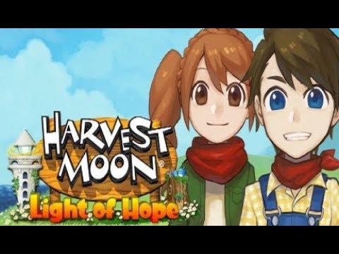 Harvest Moon: Light of Hope Gameplay (PC)