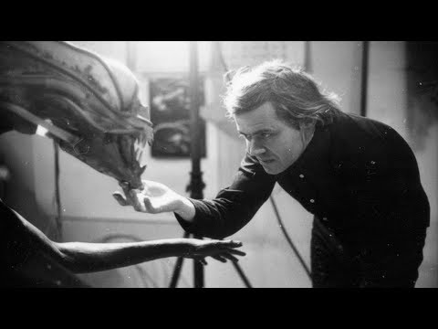 H.R. Gigers Alien - Making Of Documentary - H・R・ギーガー