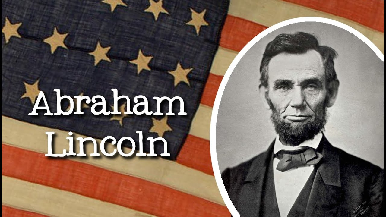 medium resolution of Biography of Abraham Lincoln for Kids: Meet the American President for Kids  - FreeSchool - YouTube