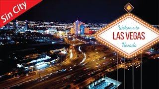 Poker Vlog 13: Visiting the City of Lost Wages