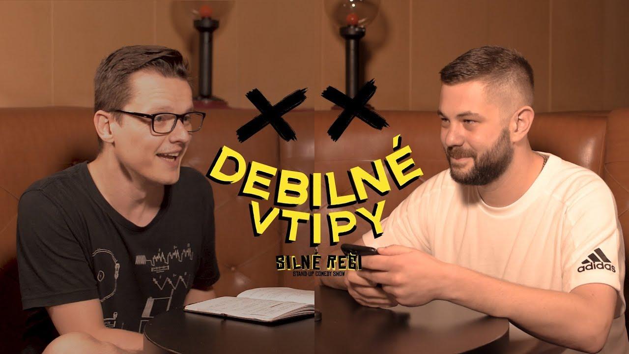 Debilné Vtipy #39 - Marián Psár vs. Joe Trendy