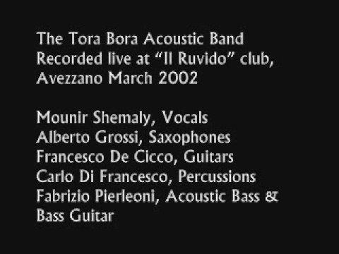 Moon  Over Bourbon Street The Tora Bora Acoustic Band