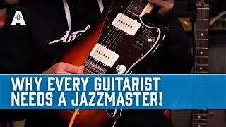 Why Every Guitarist Needs A Jazzmaster