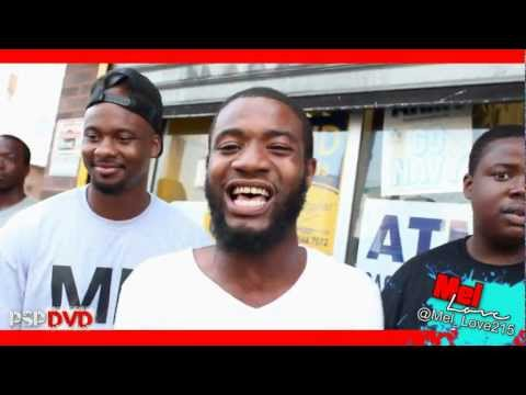 Blood Houndz: Mel Love & Young Pooh (Philly Support Philly Dvd)