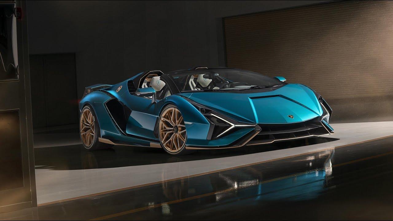 Lamborghini Sián Roadster 產地直送 產品講解|TopGear TW 極速誌