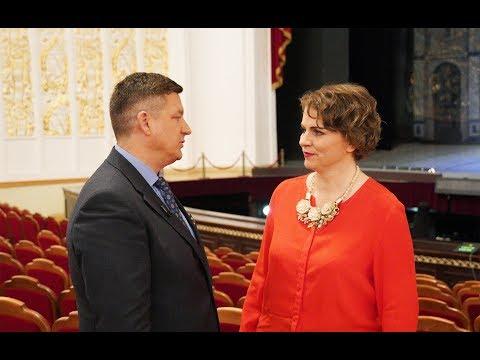 Оперная певица Анастасия Москвина о Большом театре Беларуси