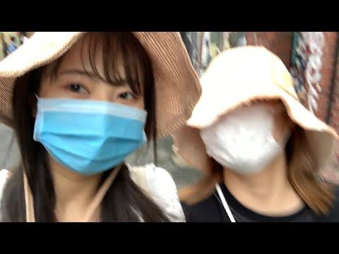 仲の悪い姉妹で東京ぶらり旅。